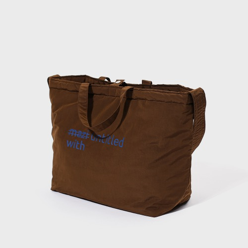 with bag(brown)