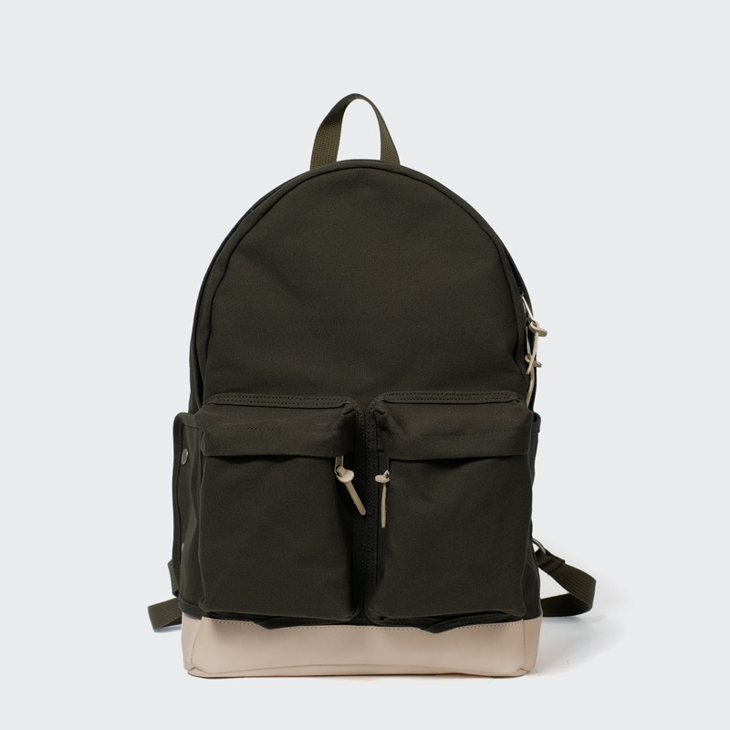all-day back canvas(khaki)