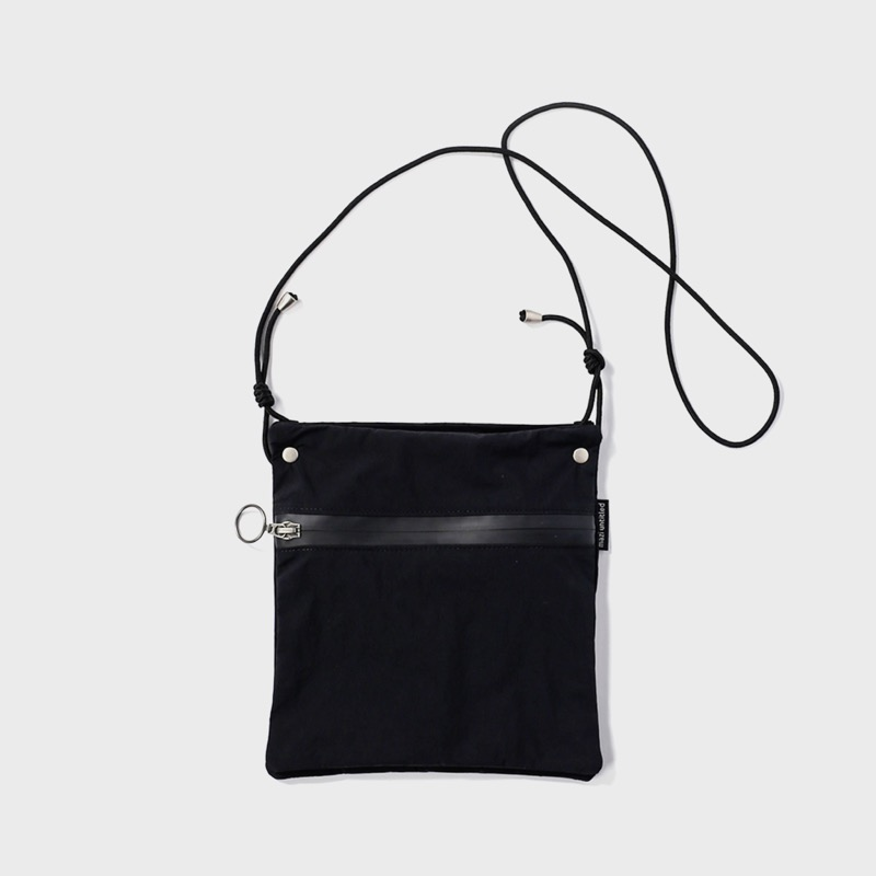 STACK BAG (BLACK)