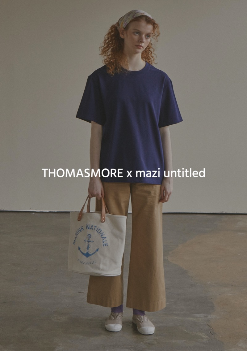 THOMASMORE x mazi untitled